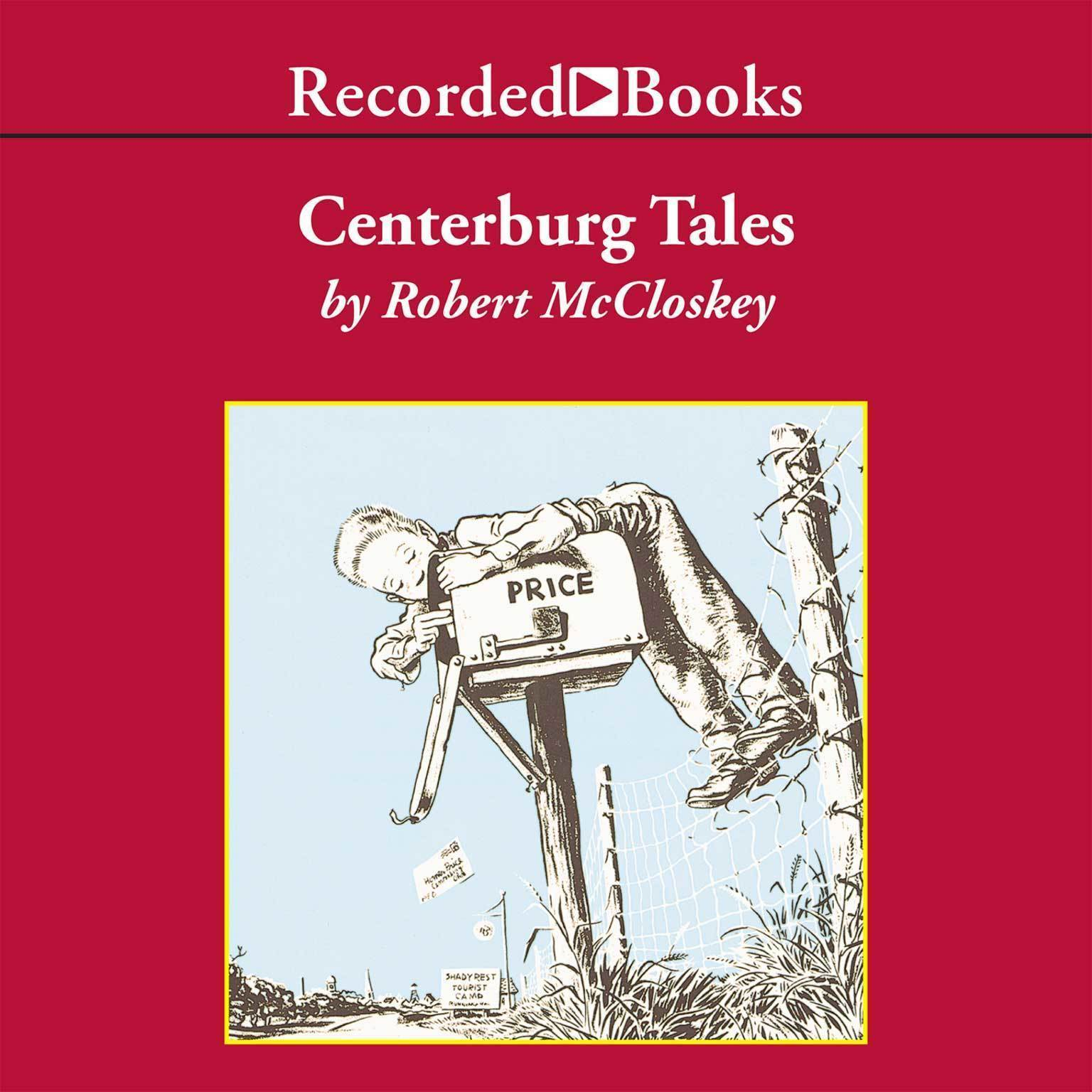 Printable Centerburg Tales: More Adventures of Homer Price Audiobook Cover Art