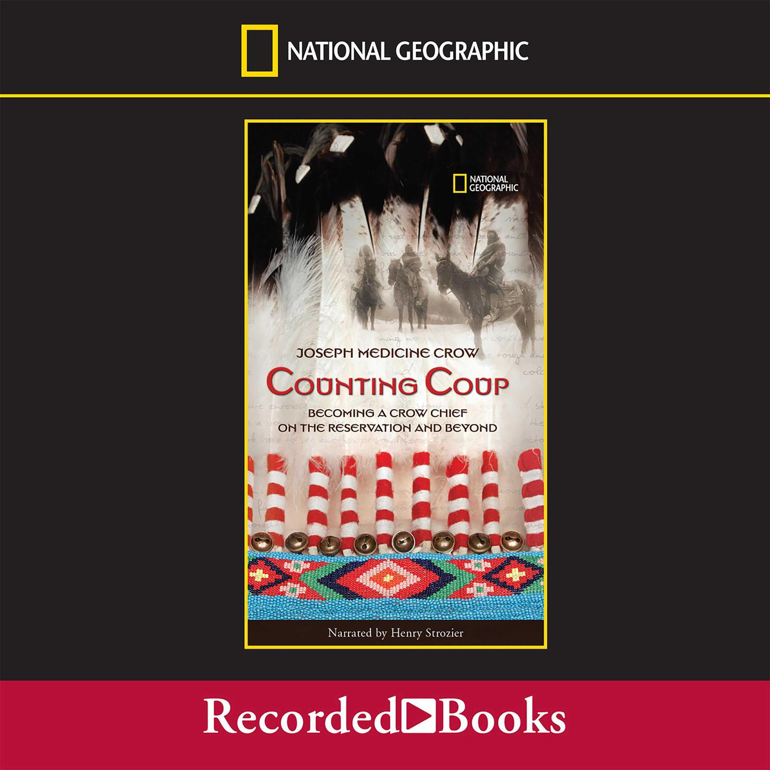 Printable Counting Coup Audiobook Cover Art