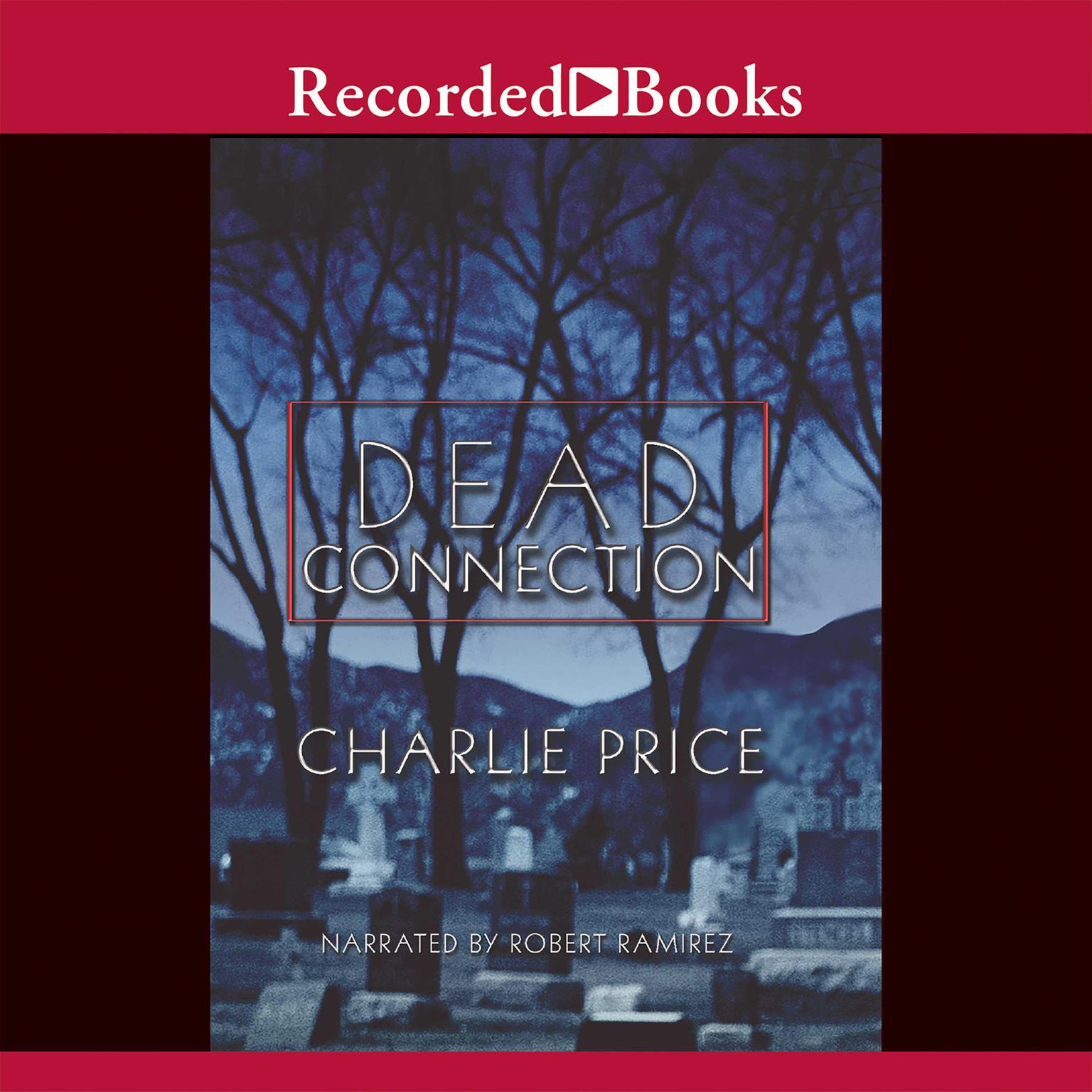 Printable Dead Connection Audiobook Cover Art