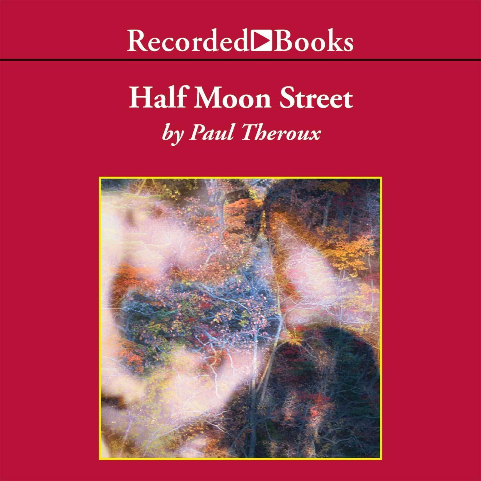 Printable Half Moon Street Audiobook Cover Art