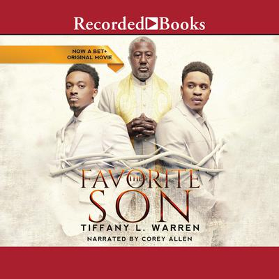 The Favorite Son Audiobook, by Tiffany L. Warren