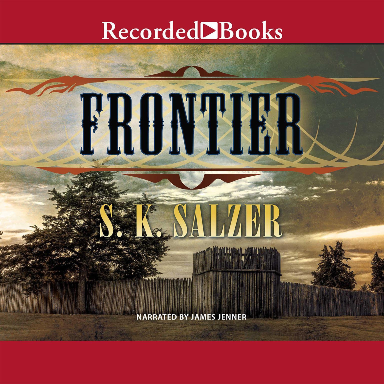 Printable Frontier Audiobook Cover Art