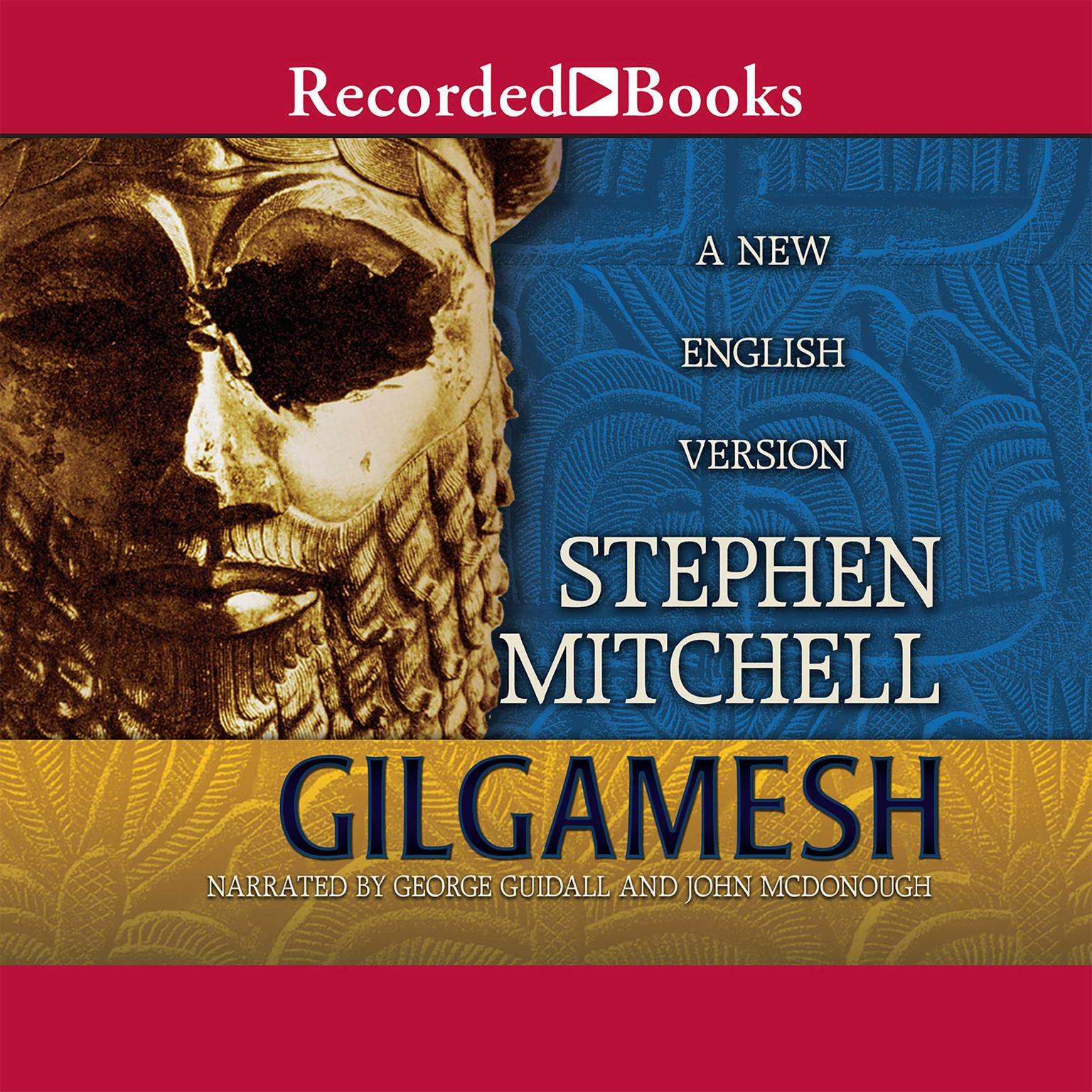 Printable Gilgamesh: A New English Version Audiobook Cover Art