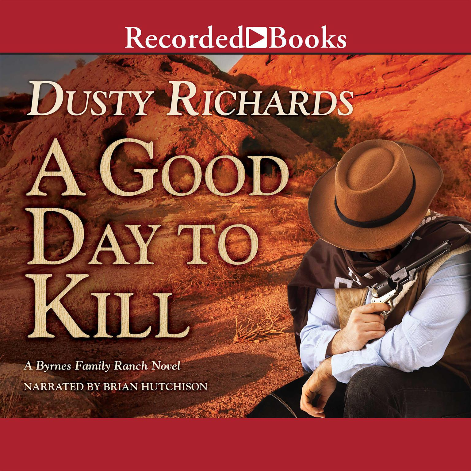 Printable A Good Day to Kill Audiobook Cover Art
