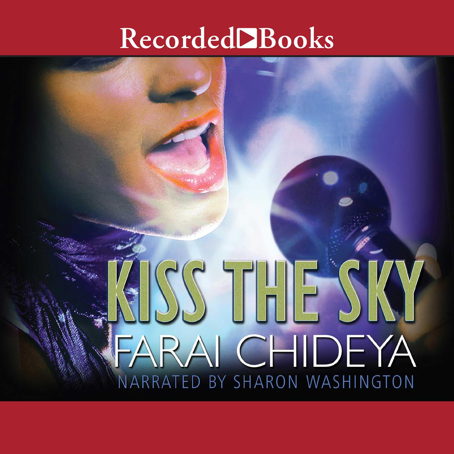 Printable Kiss the Sky Audiobook Cover Art