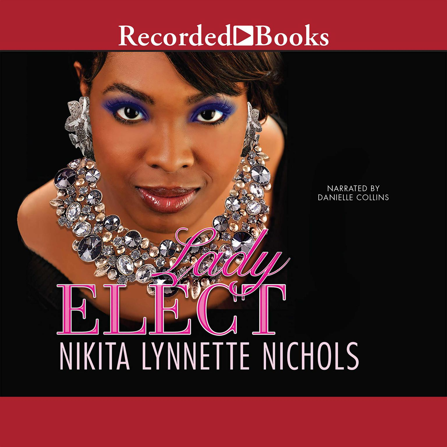 Printable Lady Elect Audiobook Cover Art