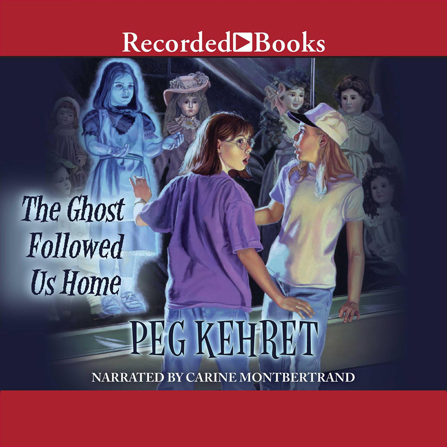 Printable The Ghost Followed Us Home Audiobook Cover Art