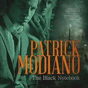 The Black Notebook Audiobook, by Patrick Modiano