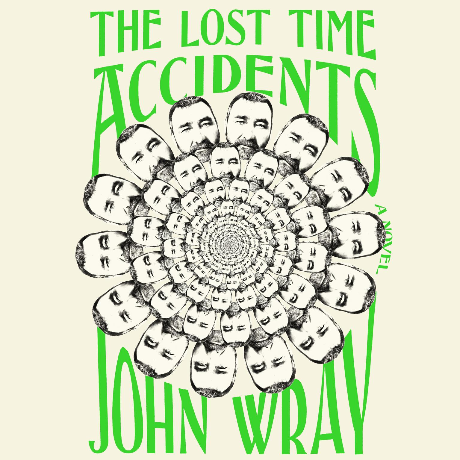 Printable The Lost Time Accidents: A Novel Audiobook Cover Art