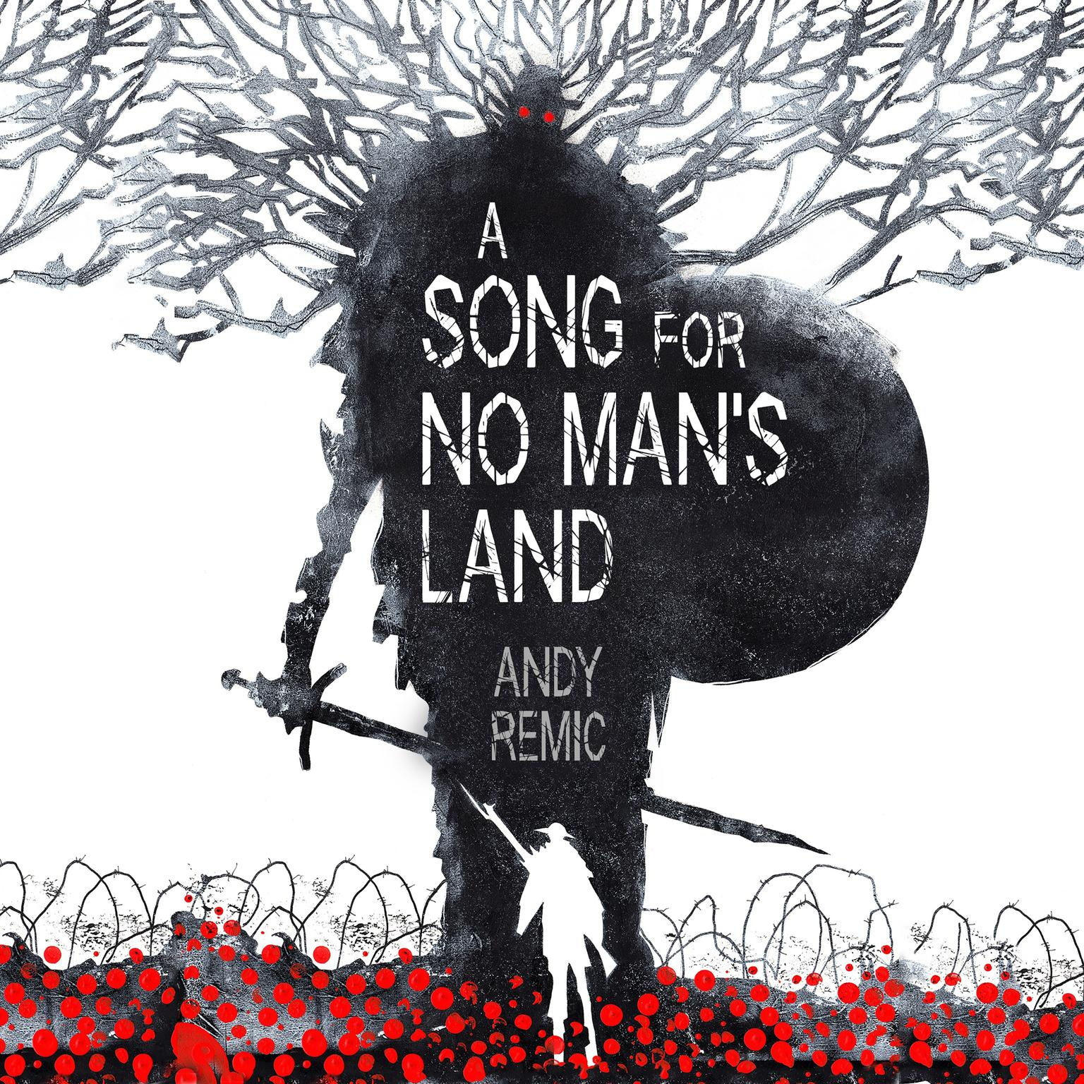Printable A Song for No Man's Land Audiobook Cover Art