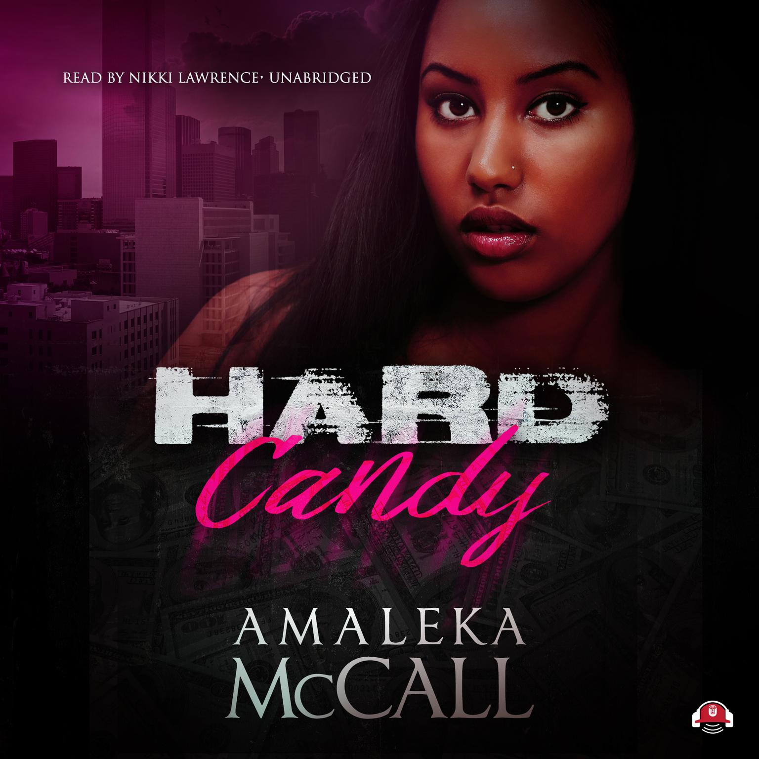 Printable Hard Candy Audiobook Cover Art