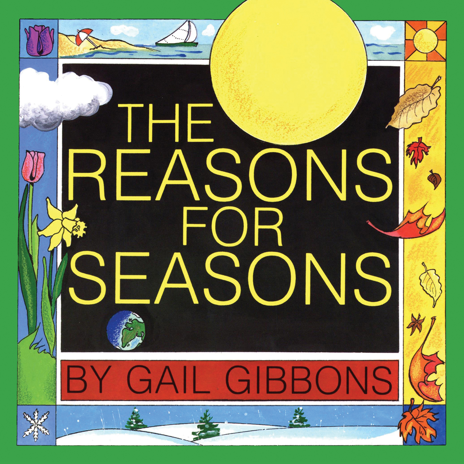 Printable The Reasons for Seasons Audiobook Cover Art