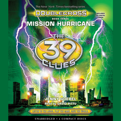 Mission Hurricane Audiobook, by Jenny Goebel