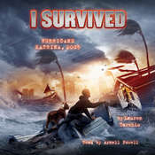 I Survived Hurricane Katrina, 2005 Audiobook, by Lauren Tarshis