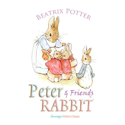 Peter Rabbit and Friends Audiobook, by Beatrix Potter