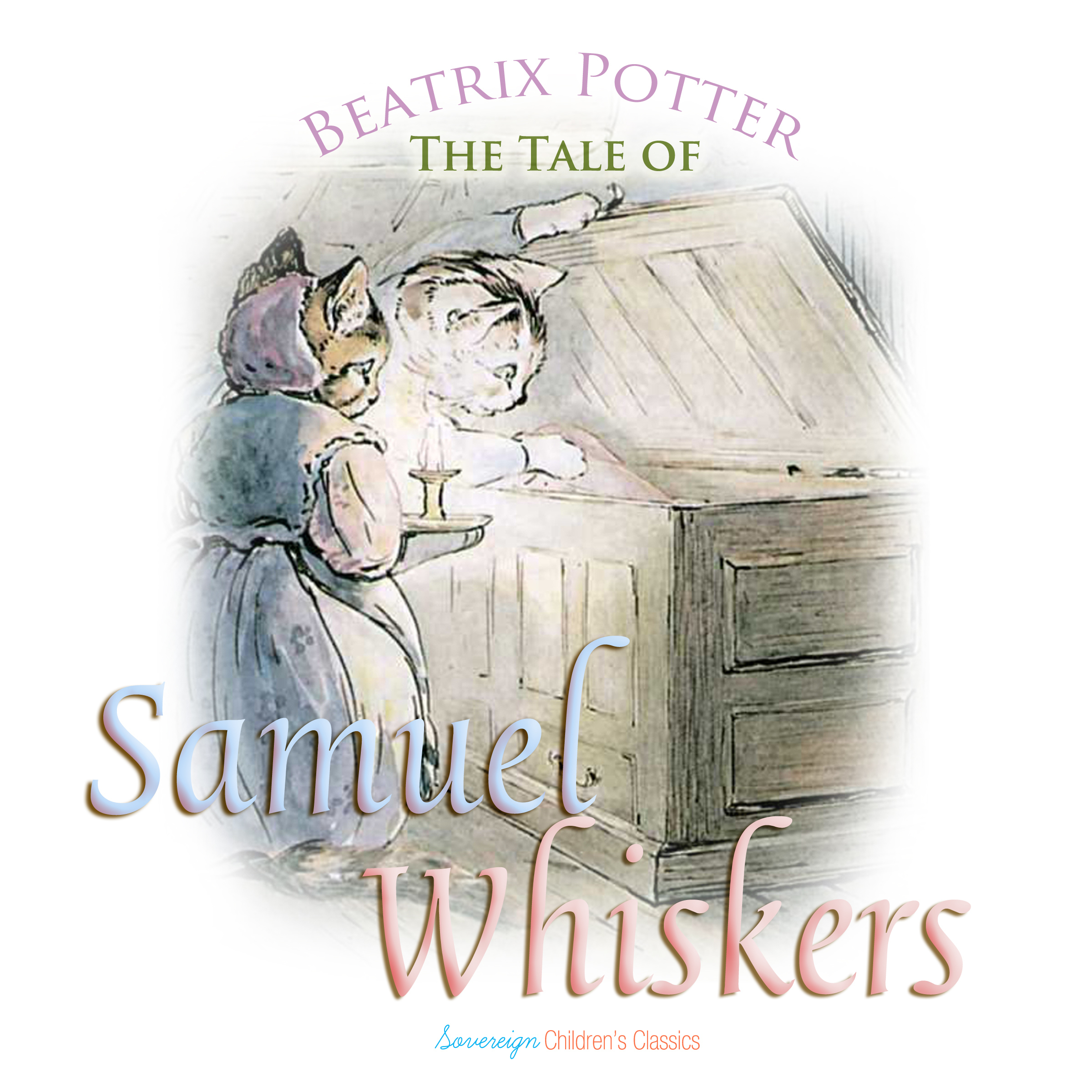 Printable The Tale of Samuel Whiskers Audiobook Cover Art