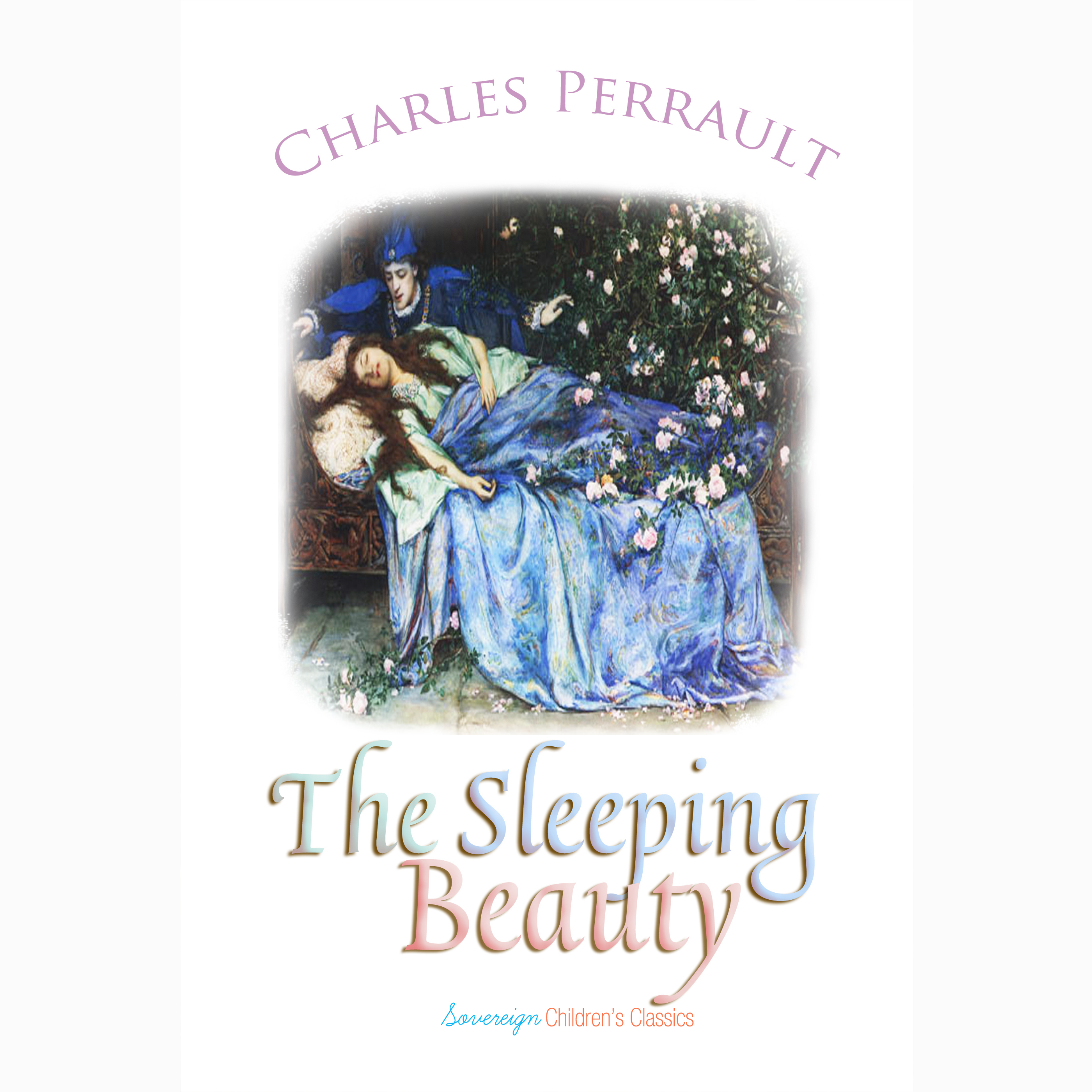 Printable The Sleeping Beauty Audiobook Cover Art