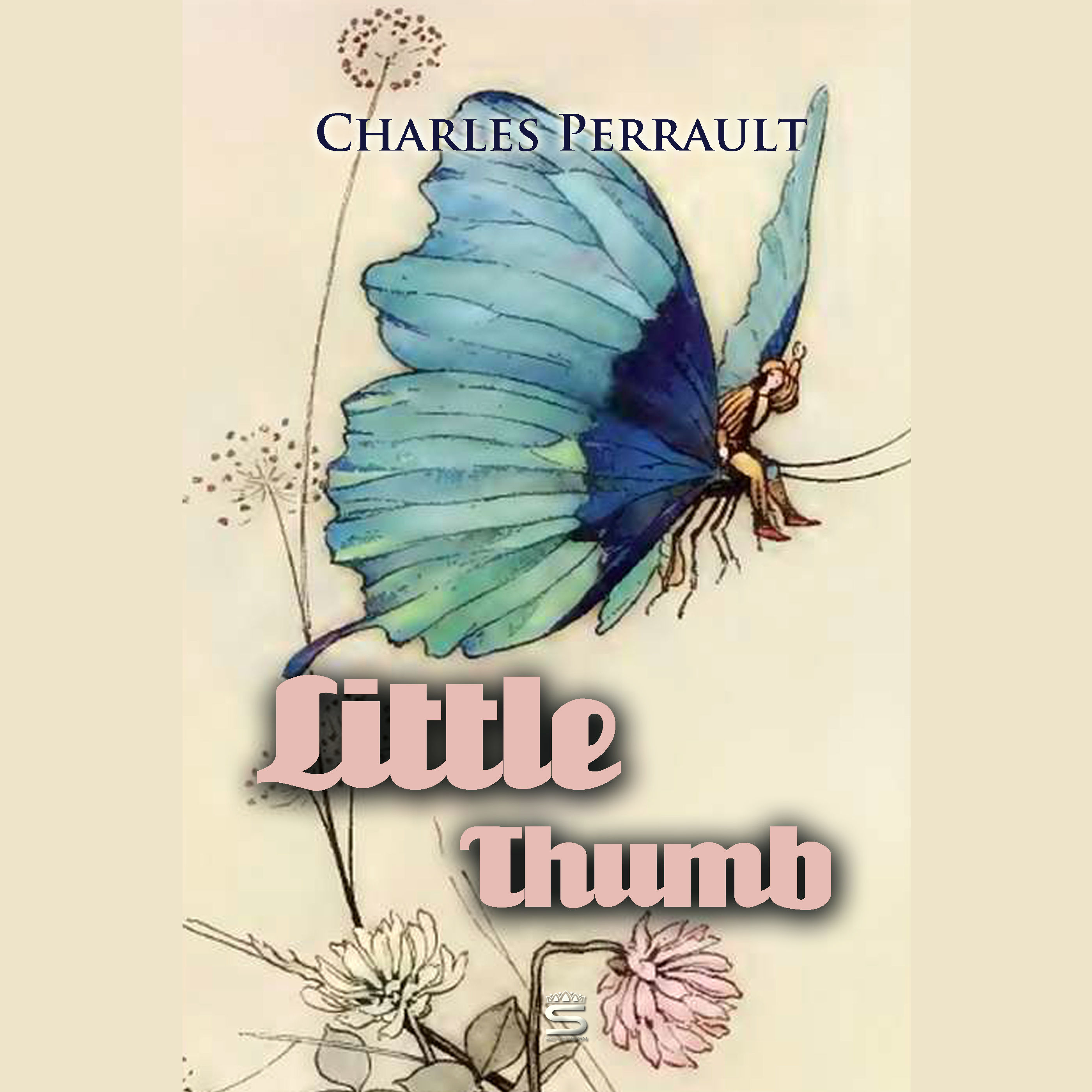 Printable Little Thumb Audiobook Cover Art