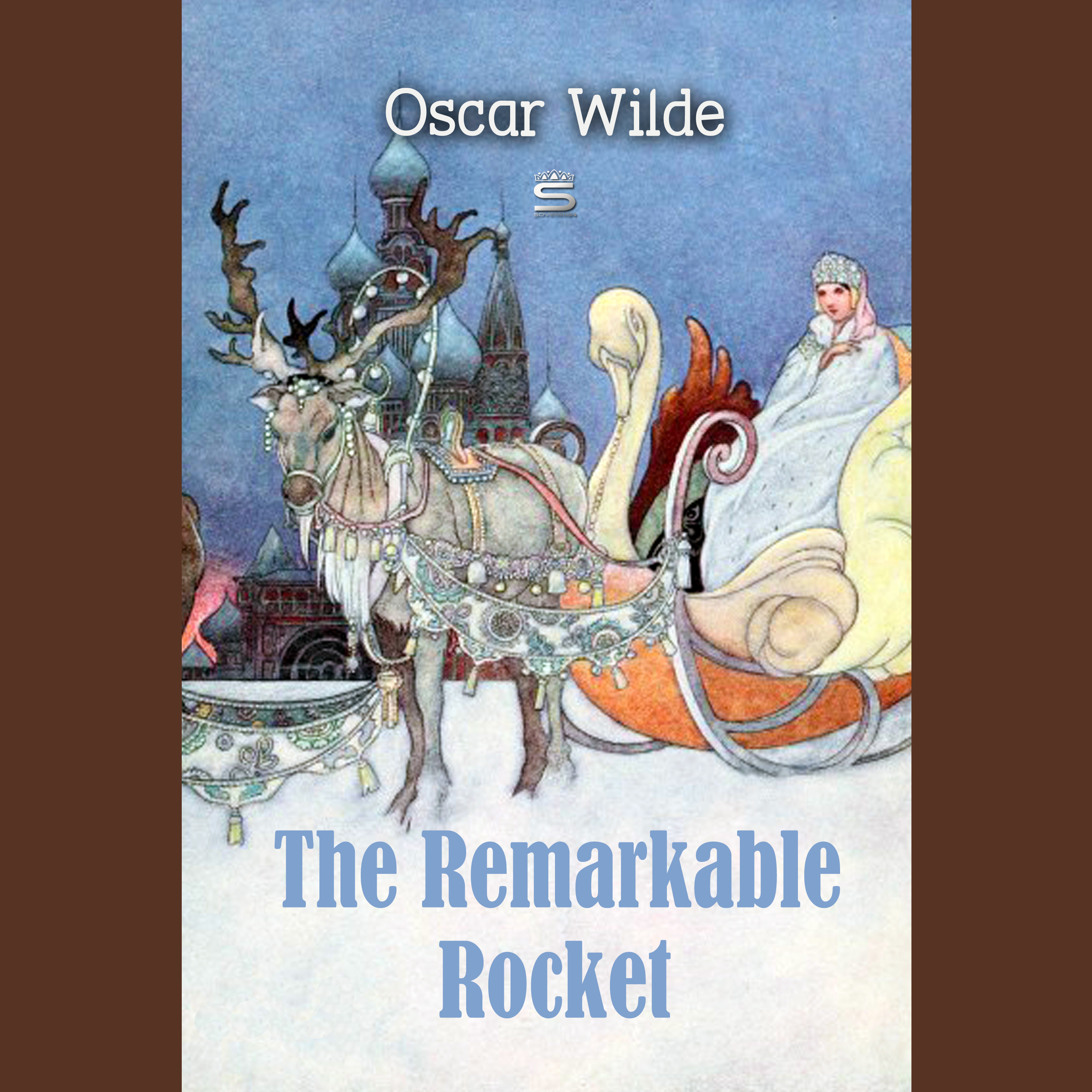 Printable The Remarkable Rocket Audiobook Cover Art