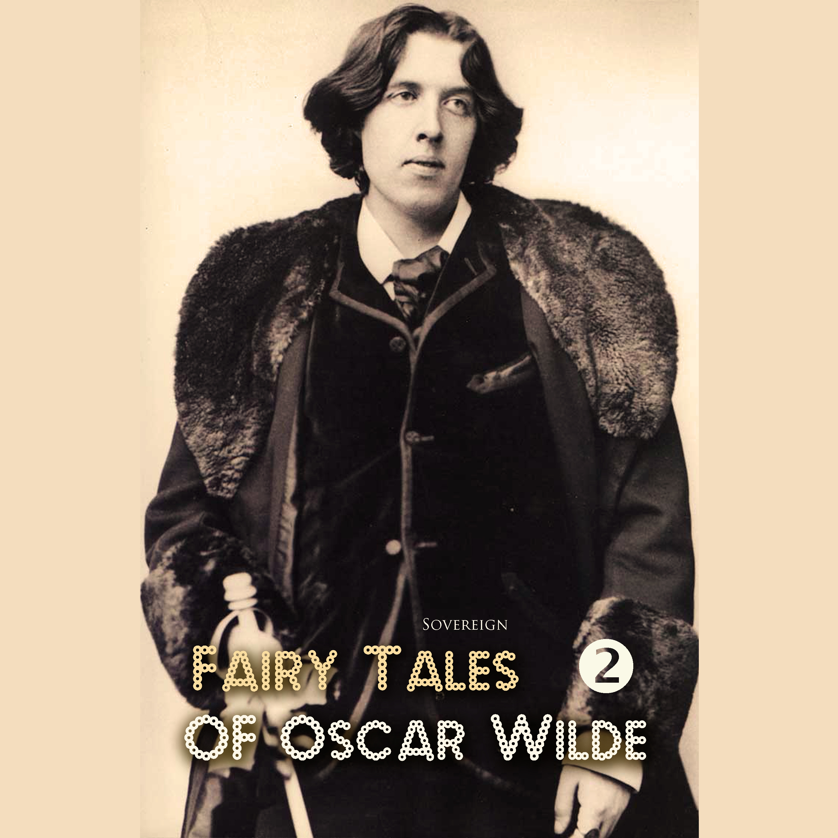 Printable Fairy Tales of Oscar Wilde, Volume 2 Audiobook Cover Art