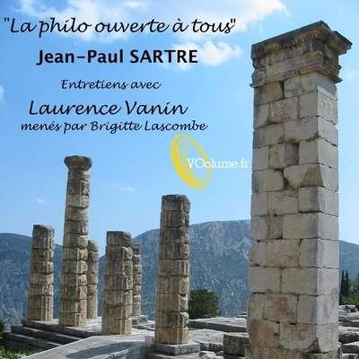 La Philo ouverte à tous - Jean-Paul Sartre [French Edition] Audiobook, by Brigitte Lascombe