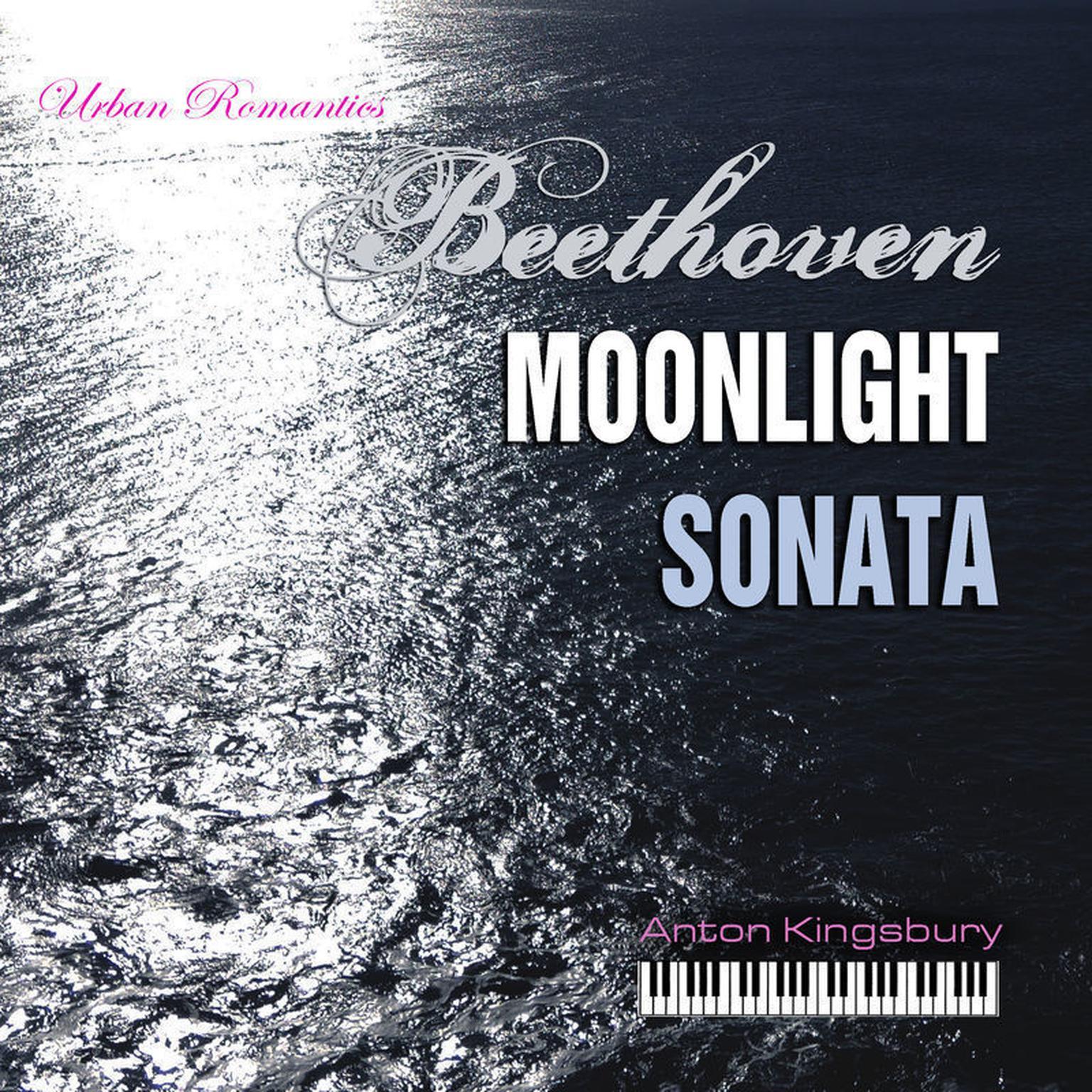Printable Moonlight Sonata Audiobook Cover Art