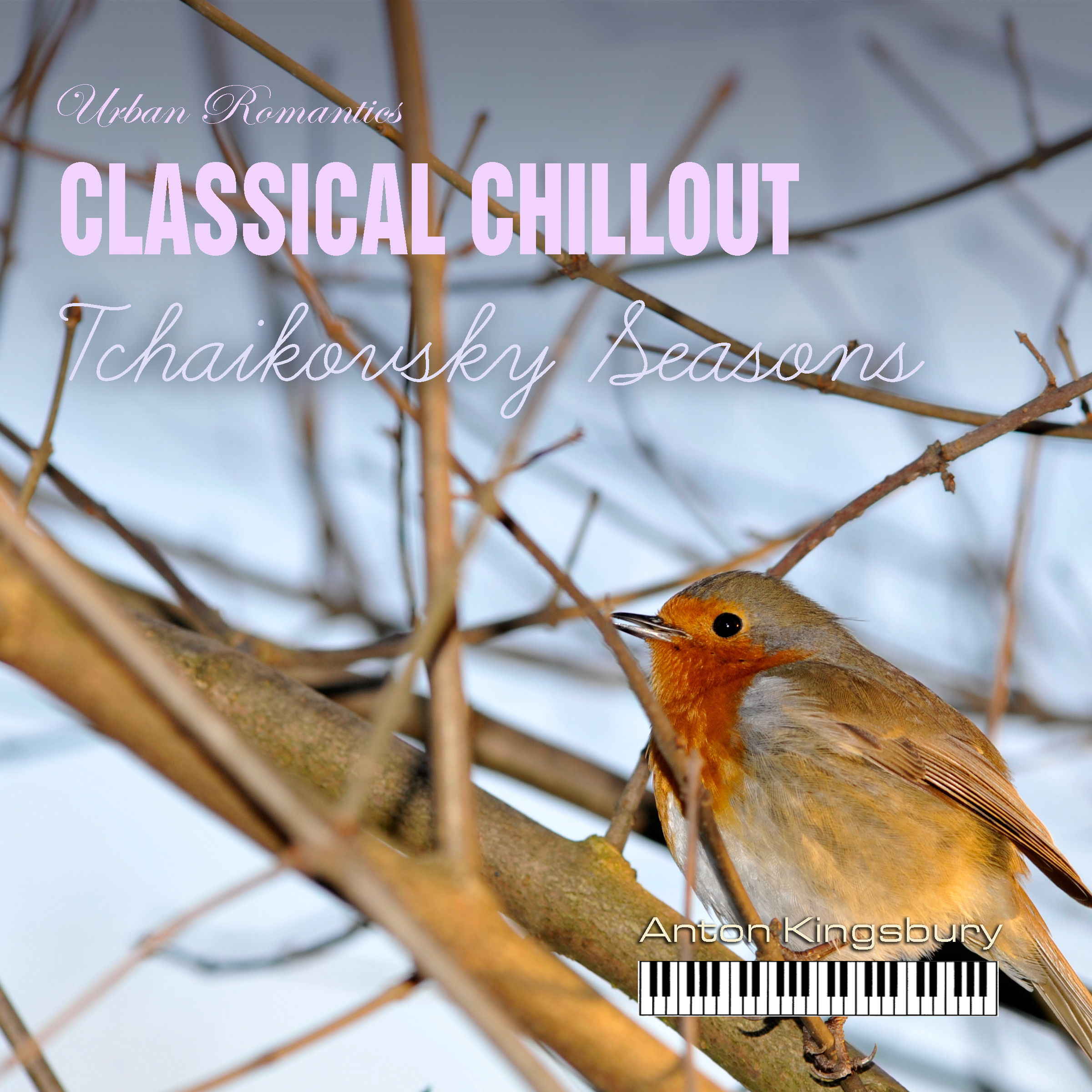 Printable Classical Chillout: Tchaikovsky Seasons Audiobook Cover Art