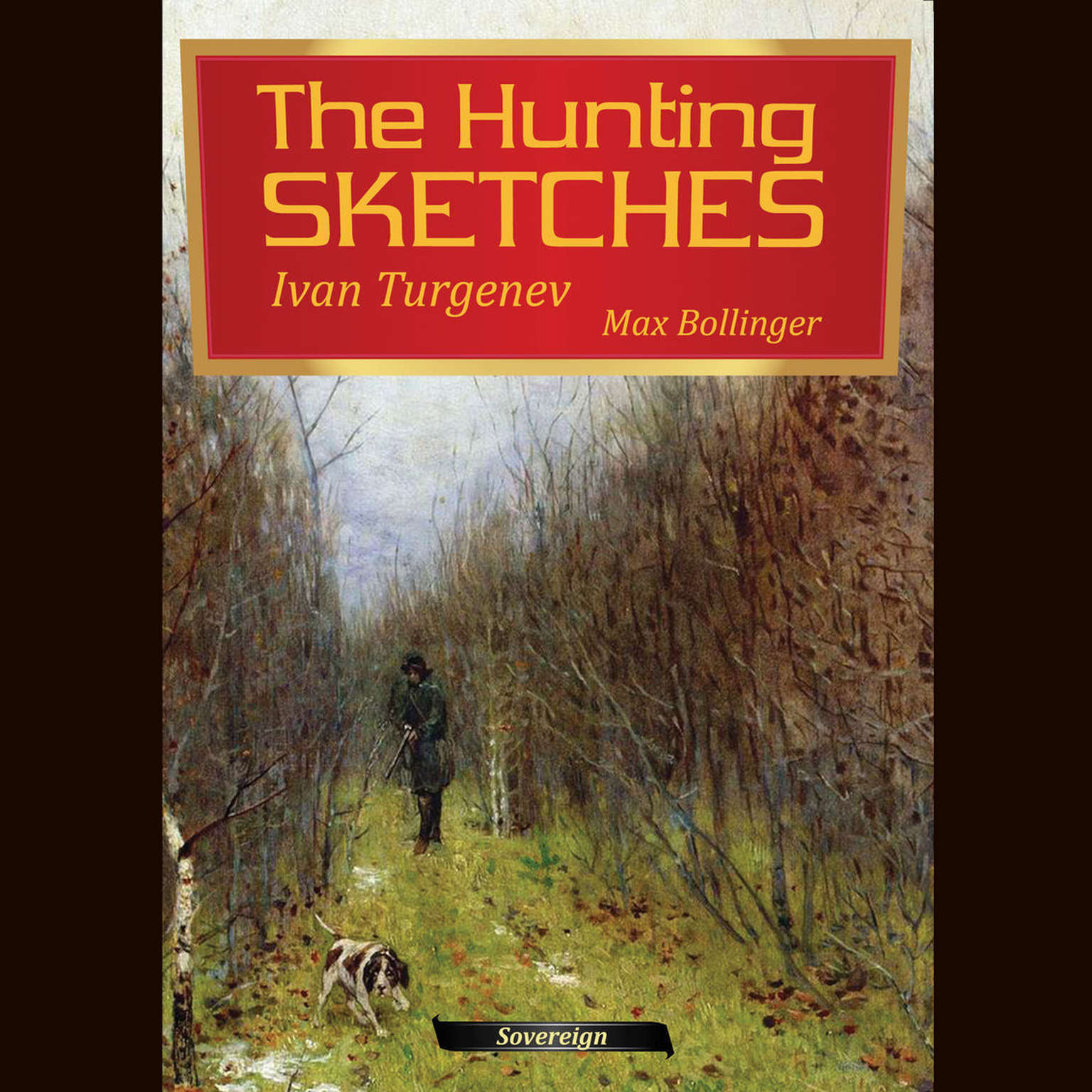 Printable The Hunting Sketches Volume 2: The District Doctor and Other Stories Audiobook Cover Art