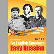 Easy Russian for English Speakers: Learn to Speak and Understand Russian Audiobook, by Max Bollinger