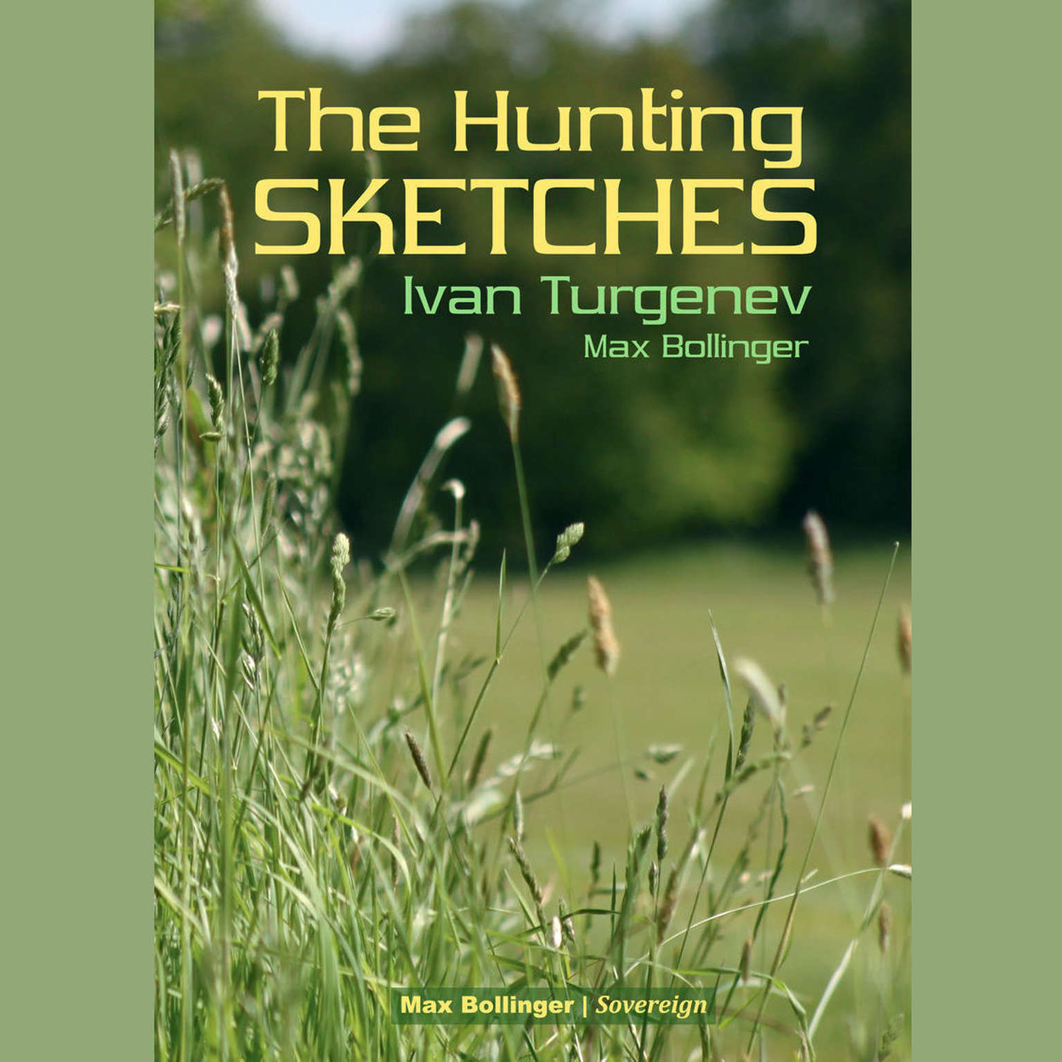 Printable The Hunting Sketches Volume 1: My Neighbour Radilov and Other Stories Audiobook Cover Art