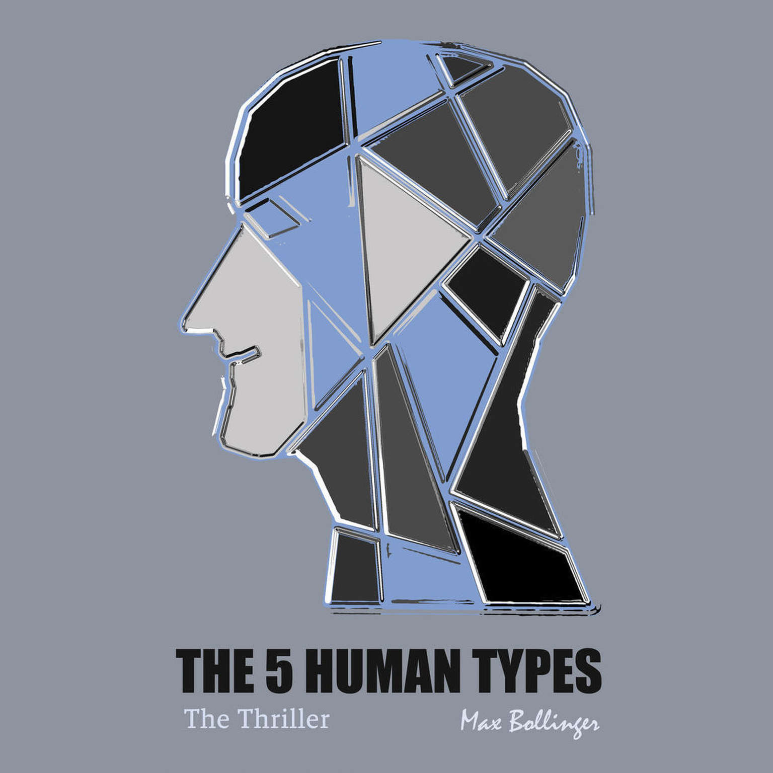 Printable The 5 Human Types Volume 2: (The Thriller) Why Some Have Ambition and Others Lack it Audiobook Cover Art