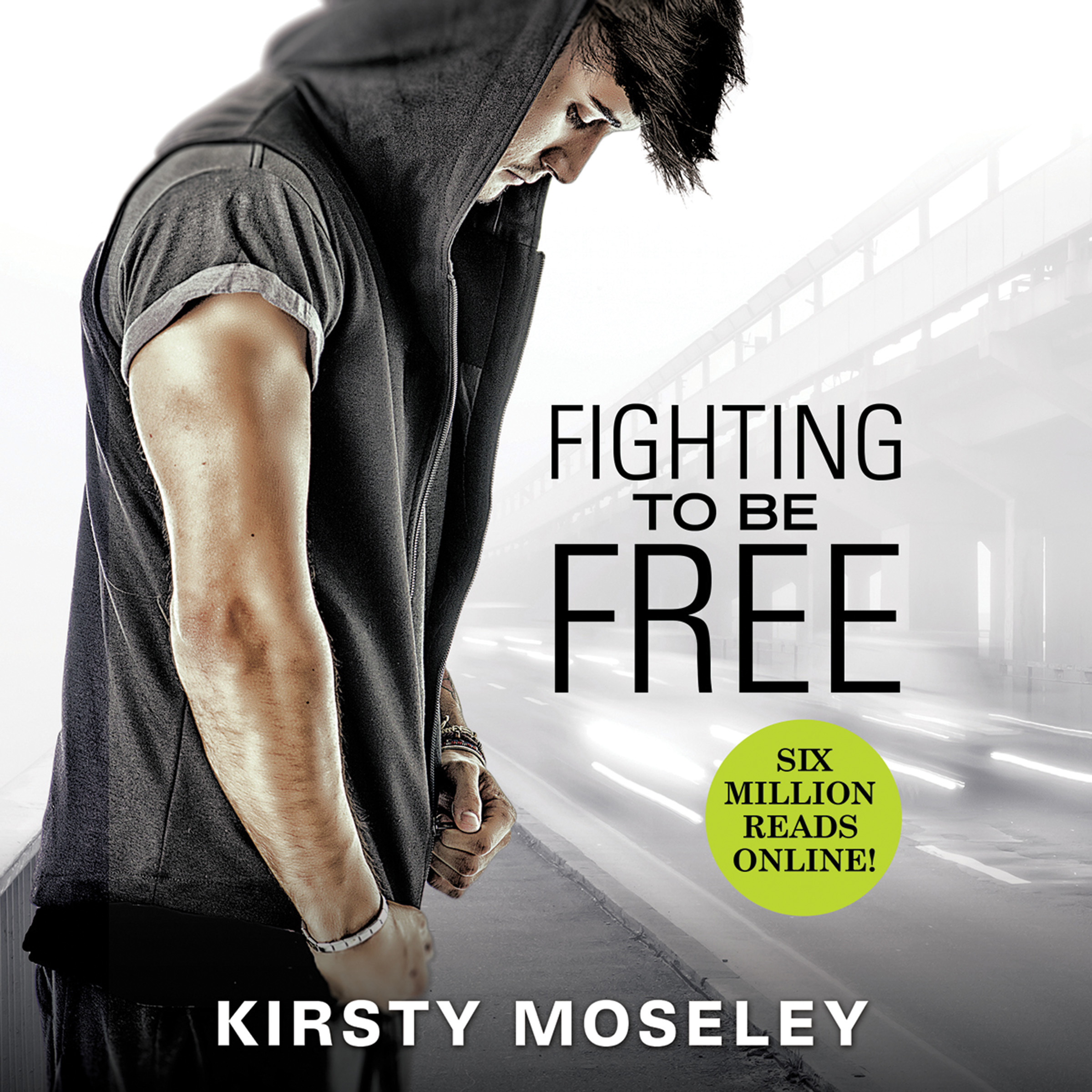 Printable Fighting to Be Free Audiobook Cover Art