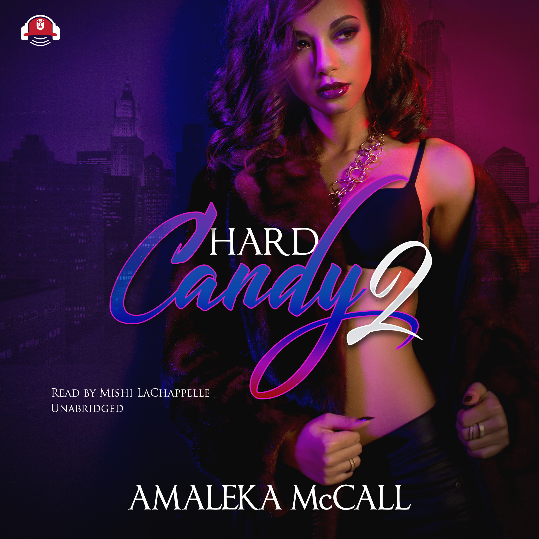 Printable Hard Candy 2: Secrets Uncovered Audiobook Cover Art