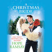 A Christmas Bride Audiobook, by Hope Ramsay