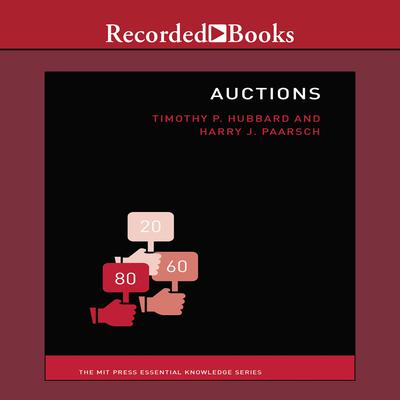 Auctions: The MIT Press Essential Knowledge Series Audiobook, by