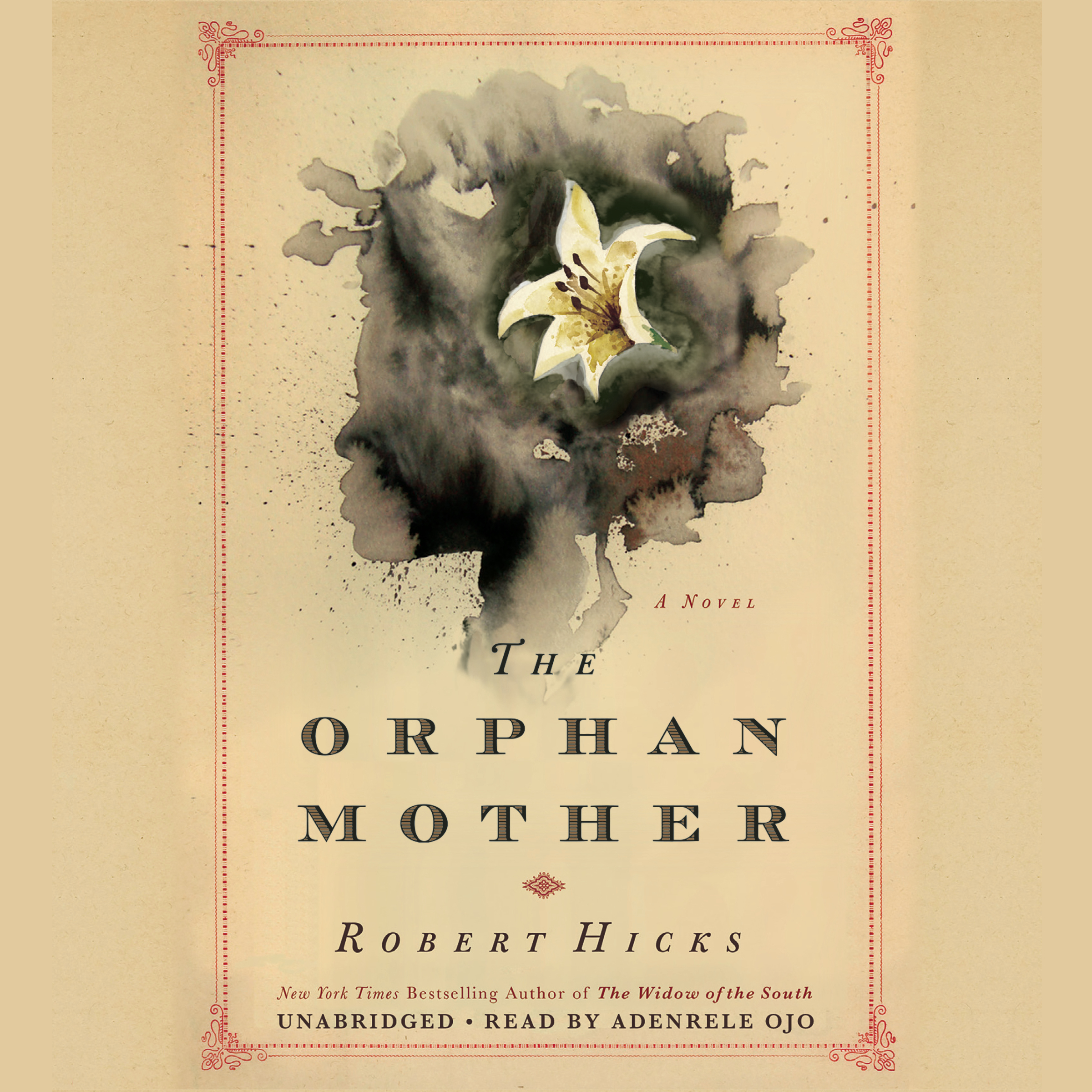 Printable The Orphan Mother: A Novel Audiobook Cover Art