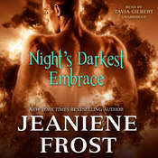 Night's Darkest Embrace Audiobook, by Jeaniene Frost