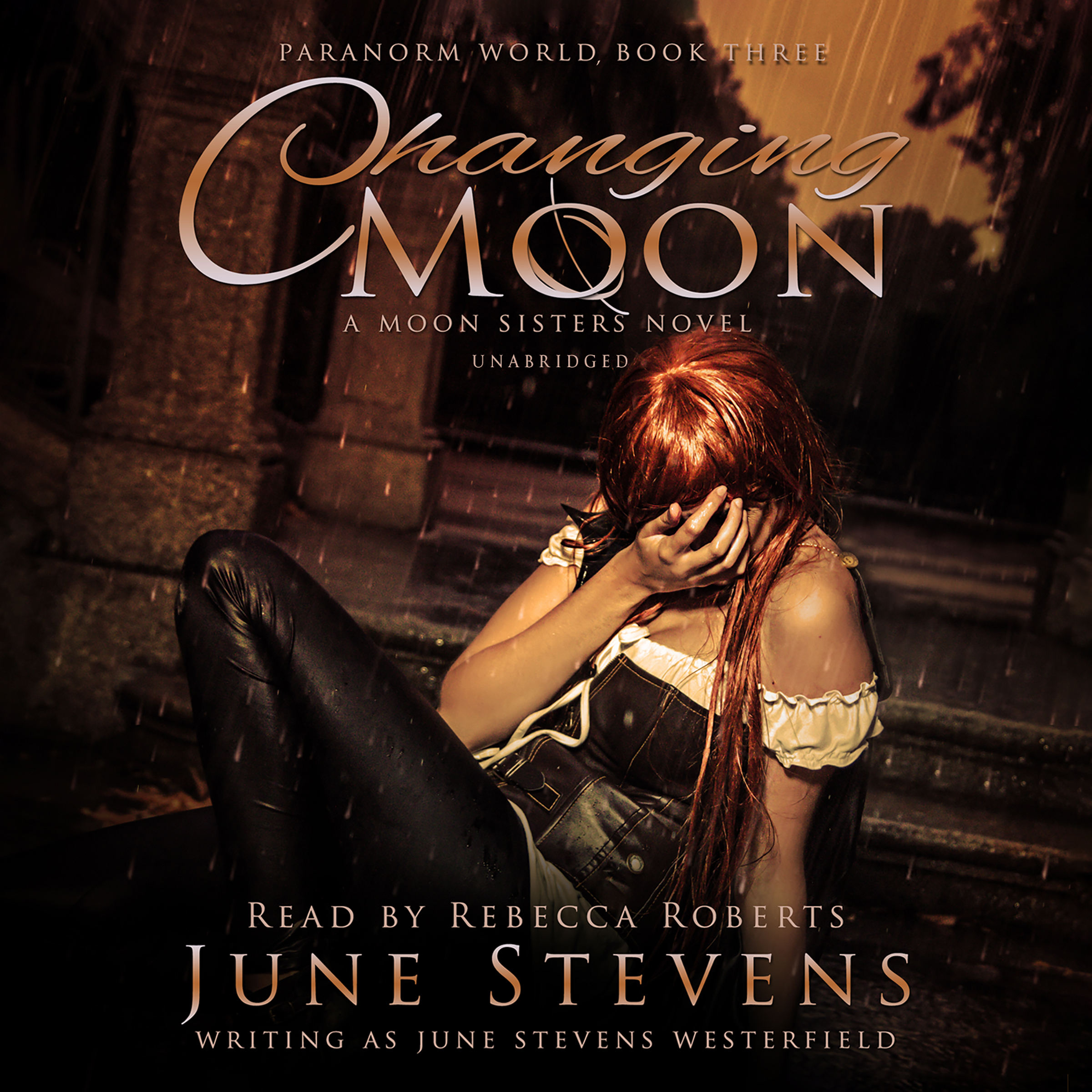 Printable Changing Moon: A Moon Sisters Novel Audiobook Cover Art