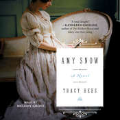 Amy Snow: A Novel Audiobook, by Tracy Rees