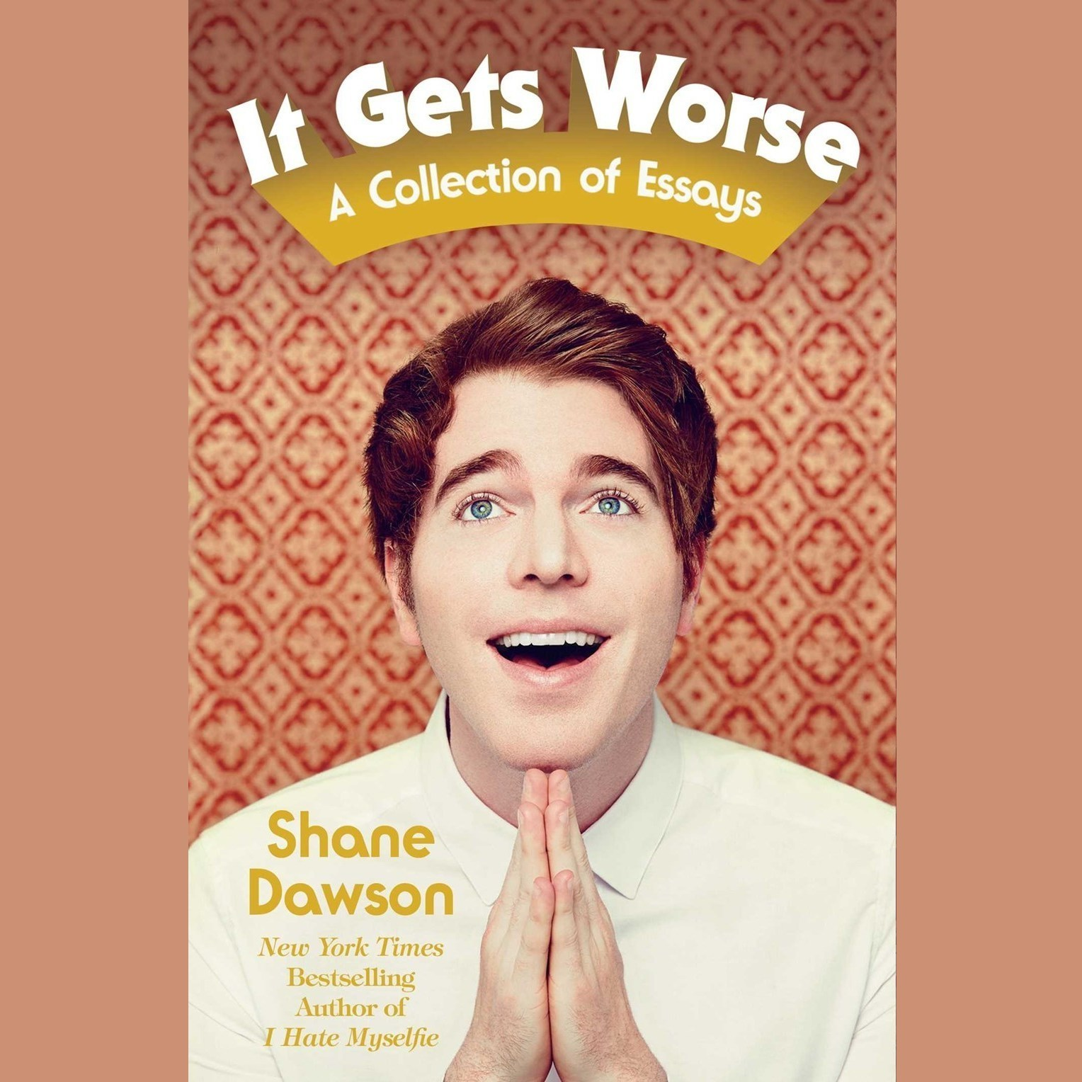 Printable It Gets Worse: A Collection of Essays Audiobook Cover Art
