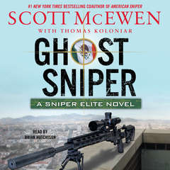 Ghost Sniper: A Sniper Elite Novel Audiobook, by Scott McEwen, Thomas Koloniar