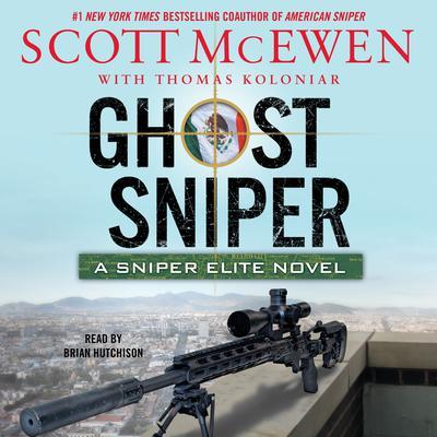 Ghost Sniper: A Sniper Elite Novel Audiobook, by