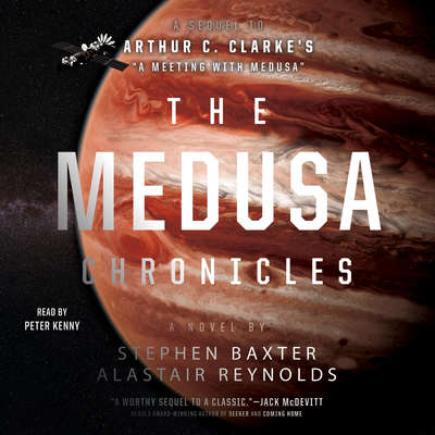 The Medusa Chronicles Audiobook, by