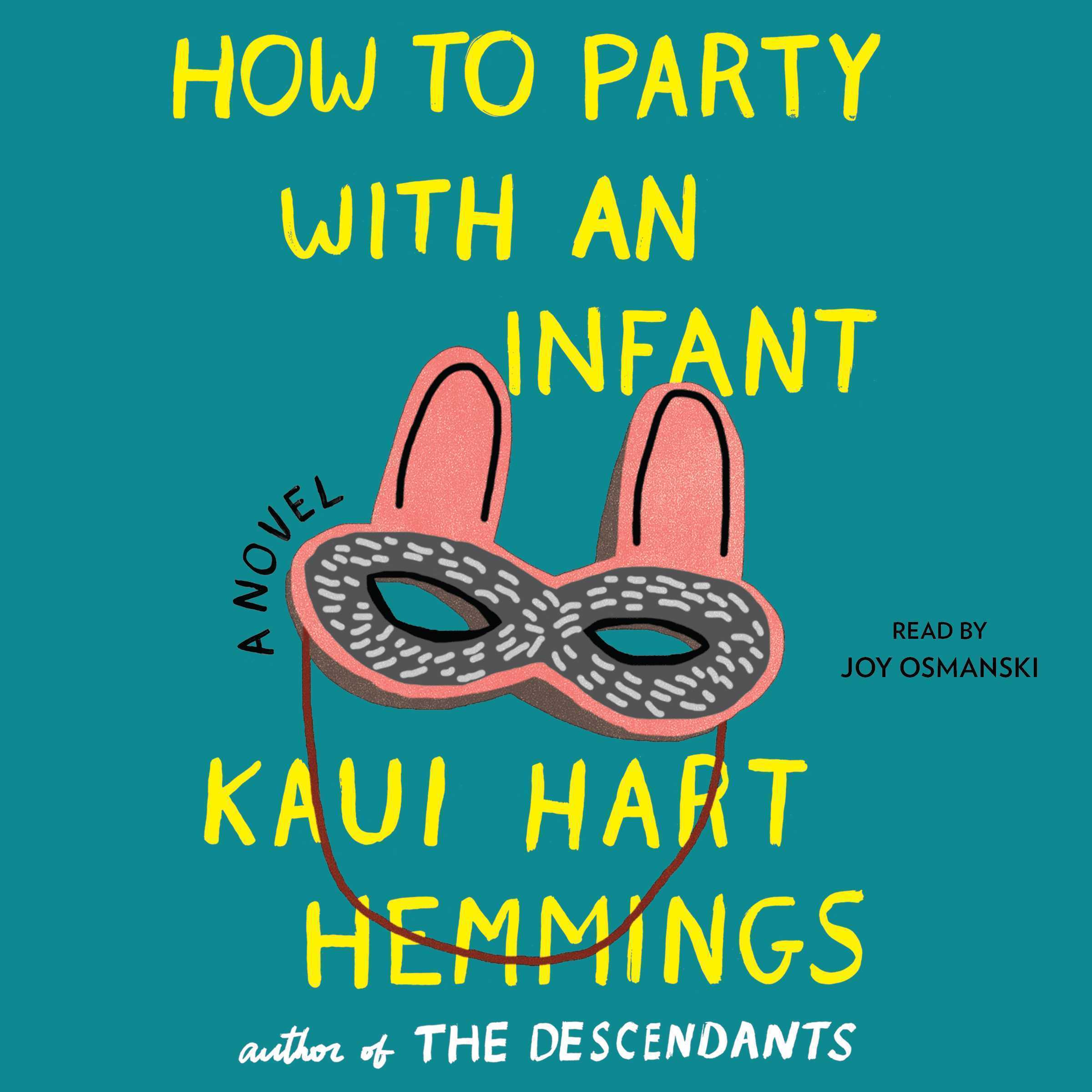 Printable How to Party with an Infant Audiobook Cover Art