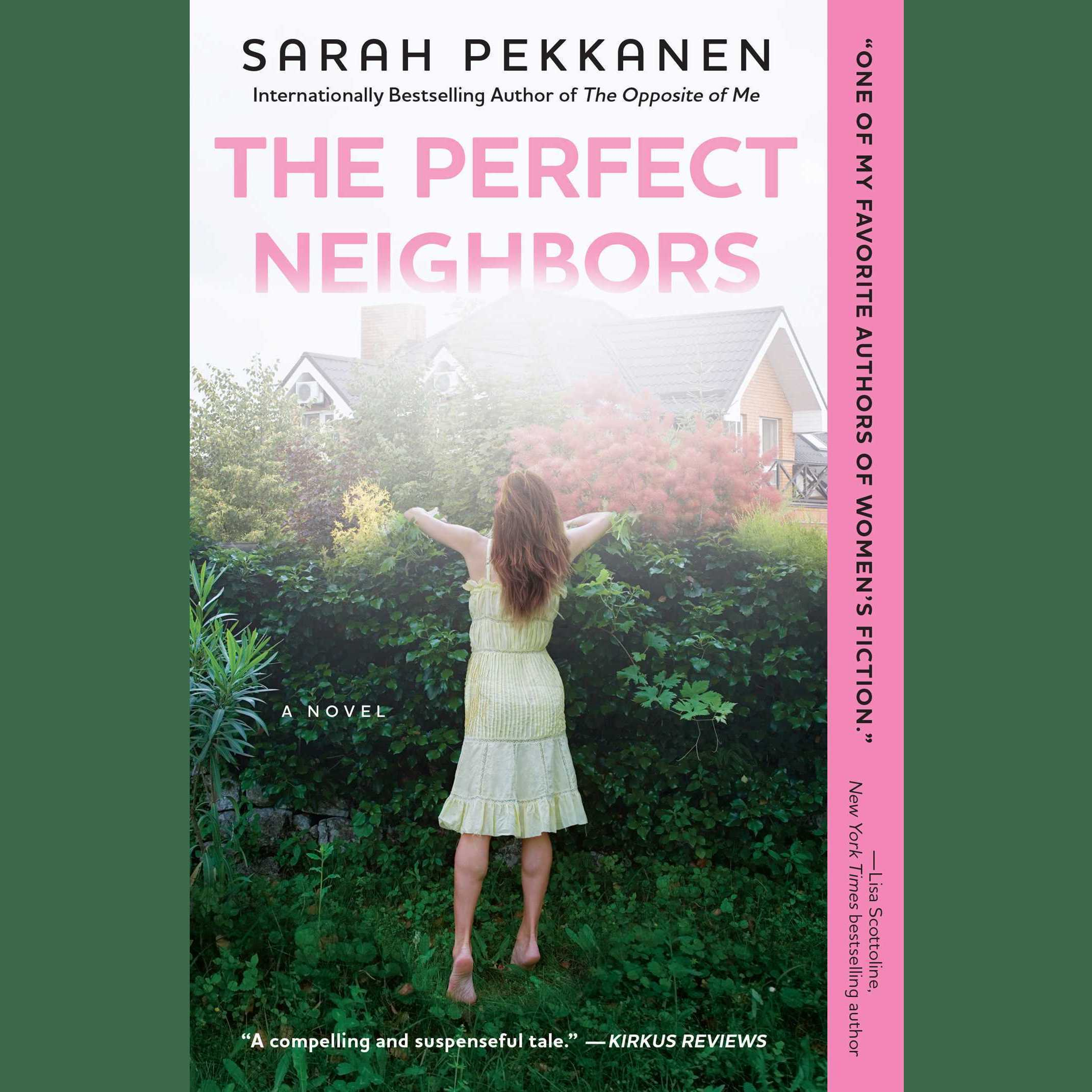 Printable The Perfect Neighbors: A Novel Audiobook Cover Art