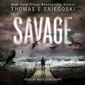 Savage Audiobook, by Thomas E. Sniegoski