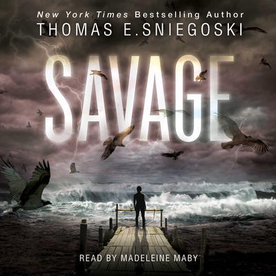 Savage Audiobook, by Thomas E. Sniegoski