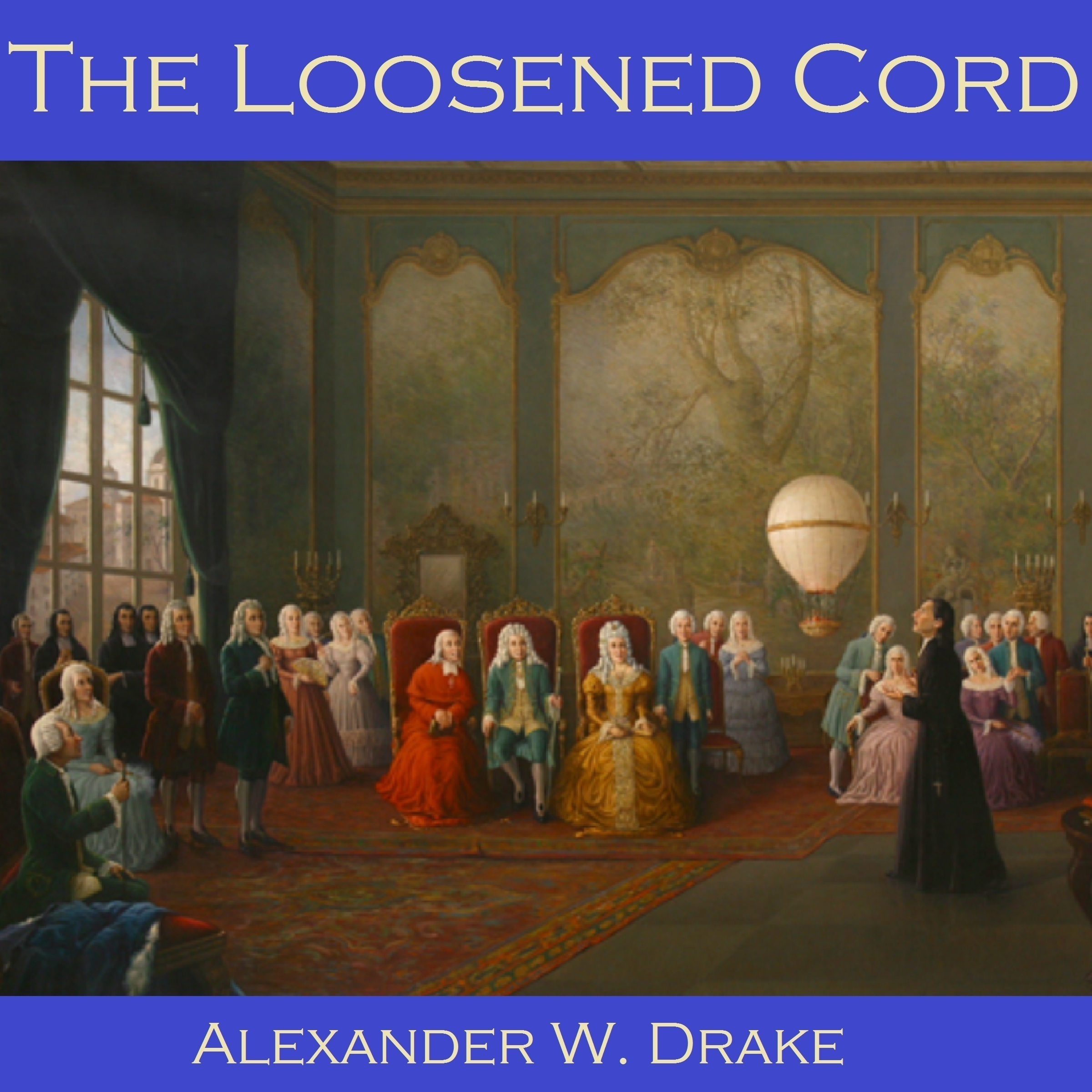 Printable The Loosened Cord Audiobook Cover Art
