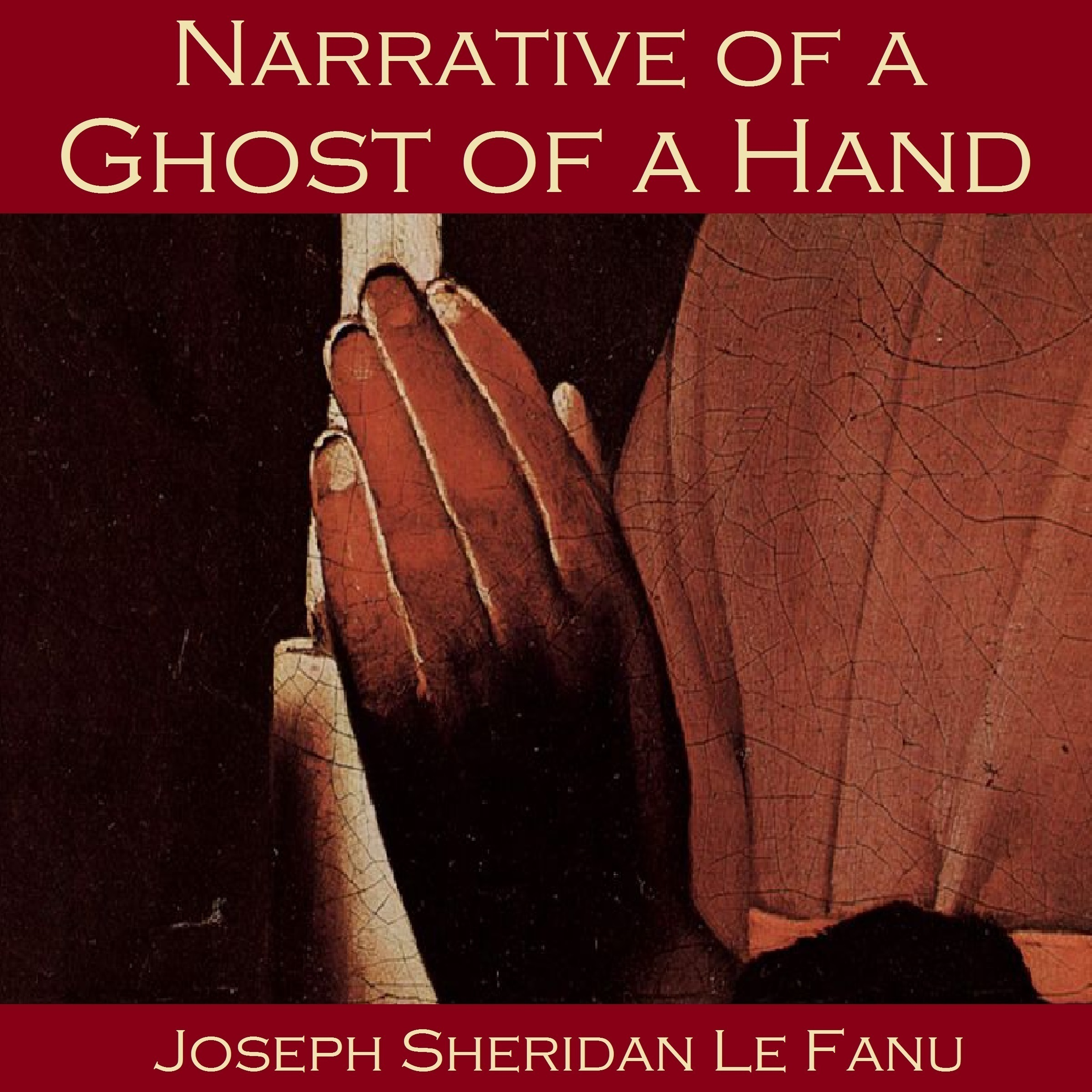 Printable Narrative of a Ghost of a Hand Audiobook Cover Art