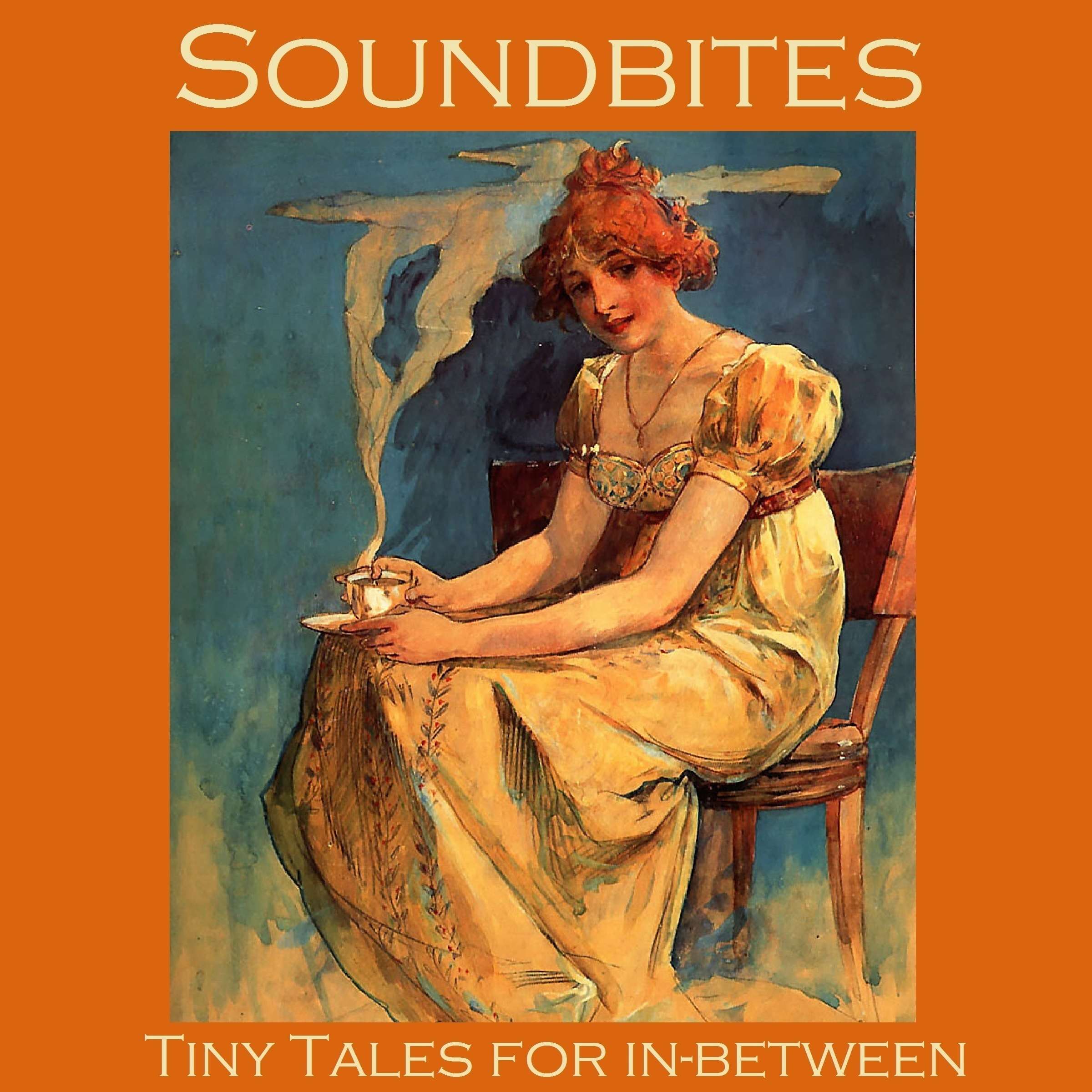 Printable Soundbites: Tiny Tales for In-Between Audiobook Cover Art